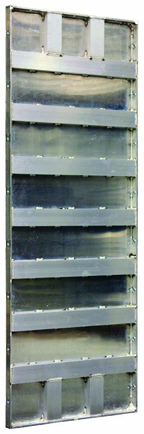 Aluminum Precast Form